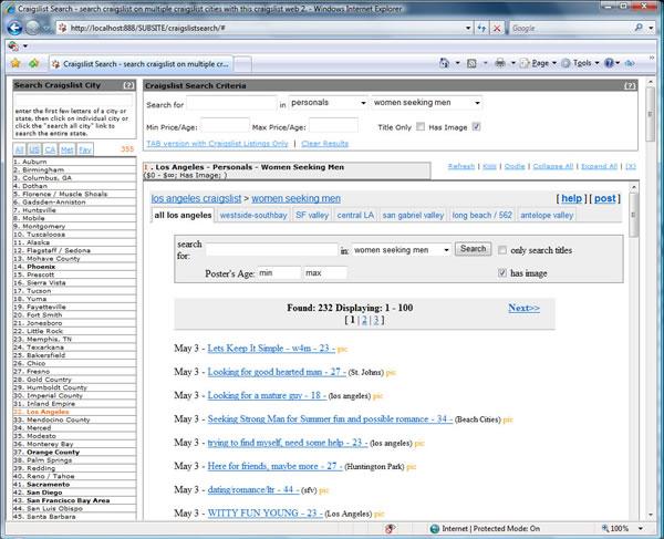 66 Craigslist%20Kijiji%20Oodle%20Search - Darong Ma 马达荣